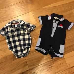Other - 2 Navy Boys Outfits Easter!
